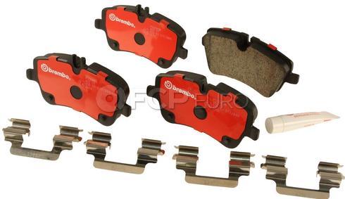 Mercedes Brake Pad Set - Brembo 0064206220