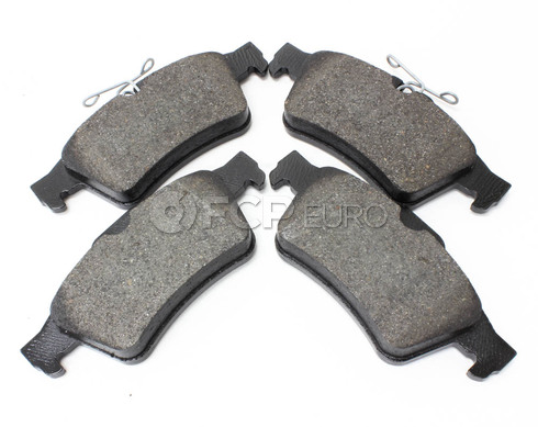 Volvo Brake Pad Set Rear (C30 S40 V50 C70) - Textar 30742031