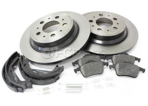 Volvo Brake Kit Rear (S60 V70 XC70 S80) - Brembo KIT-P2REARBKKT2P7