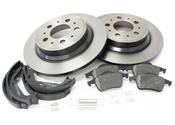 Volvo Brake Kit - Brembo KIT-P2BKKT2P7