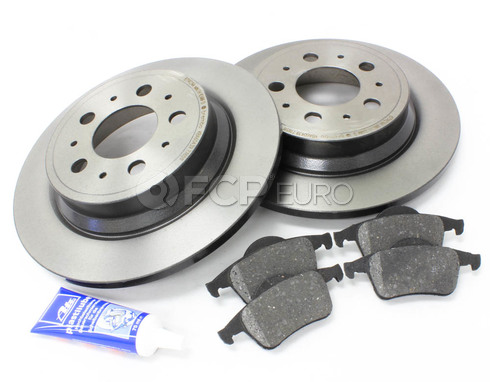 Volvo Brake Kit Rear (S60 V70 XC70 S80) - Brembo KIT-P2REARBKKT2P5