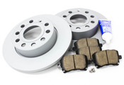 Audi VW Brake Kit - Zimmermann/Akebono MK5BKZIMM