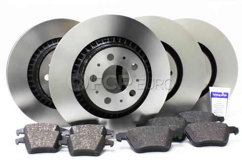Volvo Brake Kit - Genuine Volvo KIT-P2316FTANDRBKKT