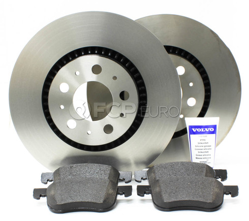Volvo Brake Kit - Genuine Volvo KIT-P2305FTBKP5