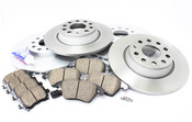 Audi VW Brake Kit & - Meyle/Akebono MK6BKMEY