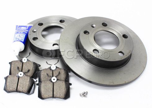 Audi VW Brake Kit - Brembo/Akebono B6BKBRE