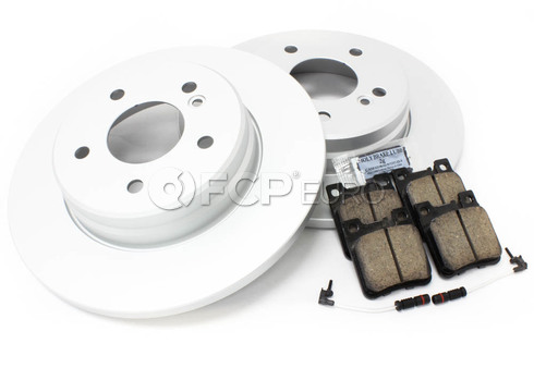 Mercedes Brake Kit - Zimmermann 516529
