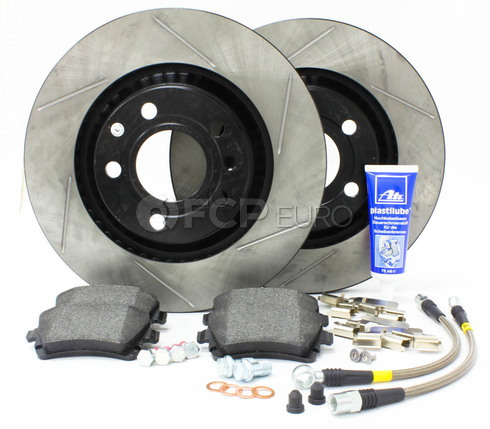 Audi Performance Brake Kit Rear (B6 B7 S4) - Stop Tech/Textar B6S4REARBRK3