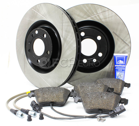 Audi Performance Brake Kit - Stop Tech/Textar B6S4BRK3