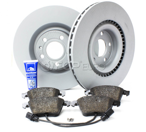 Audi VW Brake Kit - Zimmermann/Textar B6S4BRK2