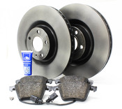 Audi VW Brake Kit - Brembo/Textar B6S4BRK1