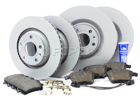 Audi Brake Kit (S4) - Zimmermann/Textar B6S4BRAKEFR2