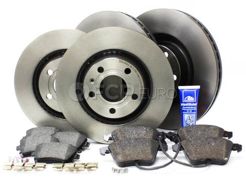 Audi VW Brake Kit - Brembo/Textar B6S4BRAKEFR1