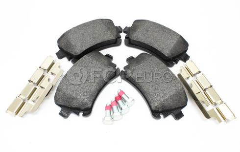 Audi VW Brake Pads Rear (A4 A5 A6 S4 Allroad) - Textar 4B3698451A
