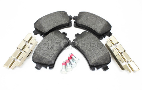 Audi VW Brake Pad Set - Textar 4B3698451A