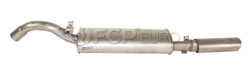 VW Exhaust Muffler (Golf) - Bosal 233-357