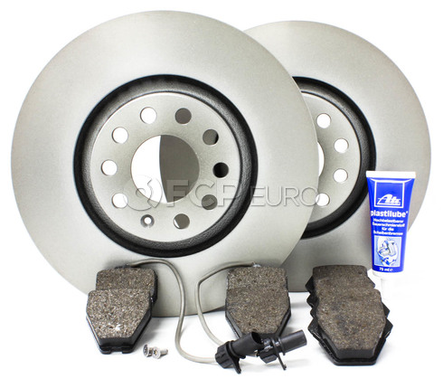 Audi Brake Kit Front (A6 Allroad S4) - Meyle/Pagid B5S4FRONTBRK2