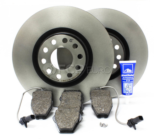 Audi Brake Kit (S4 A6 S6 Allroad) - Brembo/Pagid B5S4FRONTBRK1