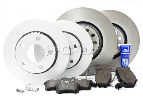 Audi Brake Kit - Meyle/Pagid B5S4BRAKEFR2