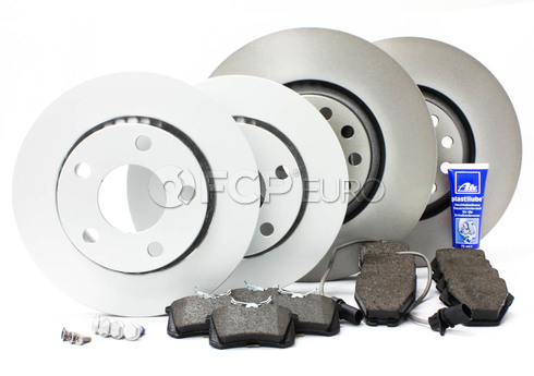 Audi VW Brake Kit - Meyle/Pagid B5S4BRAKEFR2