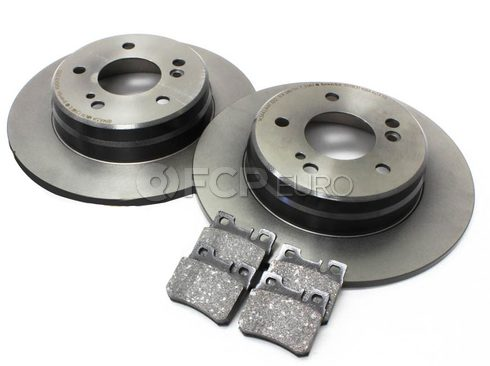 Mercedes Brake Kit Rear (E320 C230 SLK230) - Brembo W124RBK2