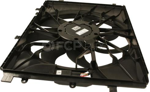 Mercedes Auxiliary Cooling Fan Assembly (B250 C230 C350) - Genuine Mercedes 2049066802