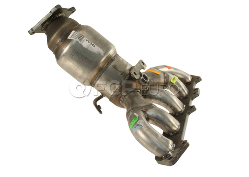 Volvo Catalytic Converter Front (V70 S60) - DEC VO3494A