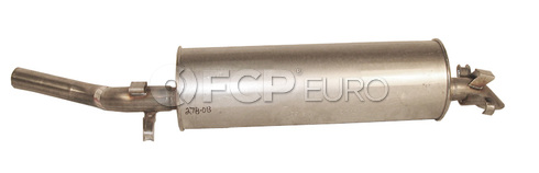 Mercedes Exhaust Muffler - Bosal 278-013