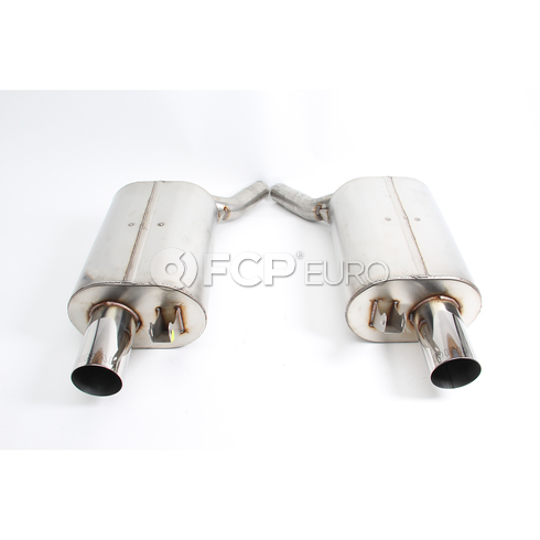 BMW Free Flow Exhaust (E63 650i) - Dinan D660-0008