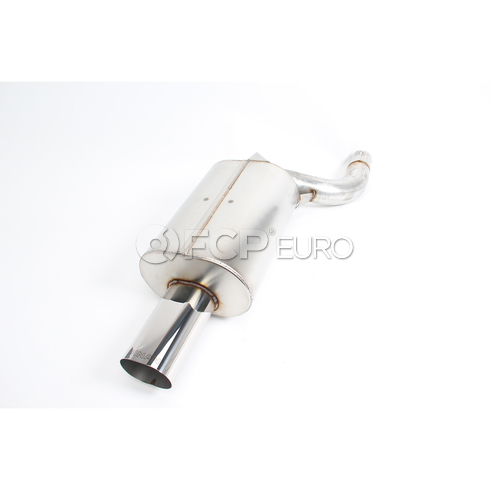 BMW Free Flow Exhaust (E39 540i) - Dinan D660-3946