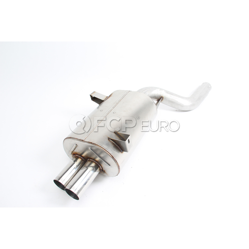 BMW Axle Back Exhaust (E46) - Dinan D660-4602