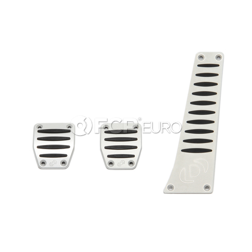 BMW Pedal Cover Set for BMW with Manual Transmission - Dinan D700-0000