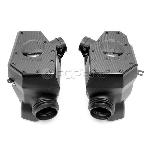 BMW Carbon Fiber Cold Air Intake (E60 E63 E64 M5 M6) - Dinan D763-0044