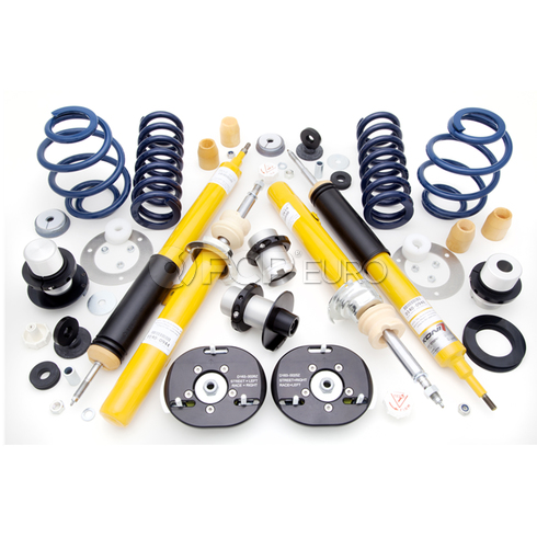 BMW High Performance Adjustable Coilover Kit (E90 E92) - Dinan R190-9111
