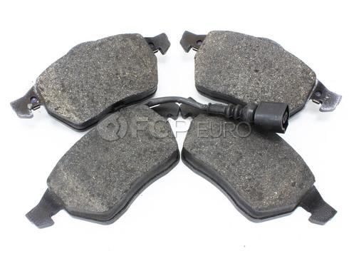 Audi VW Disc Brake Pad Set (TT Beetle Golf Jetta) - Genuine VW Audi 1J0698151M