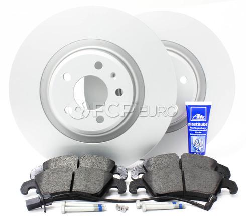 Audi Brake Kit - Meyle/Textar B8S4BRK2