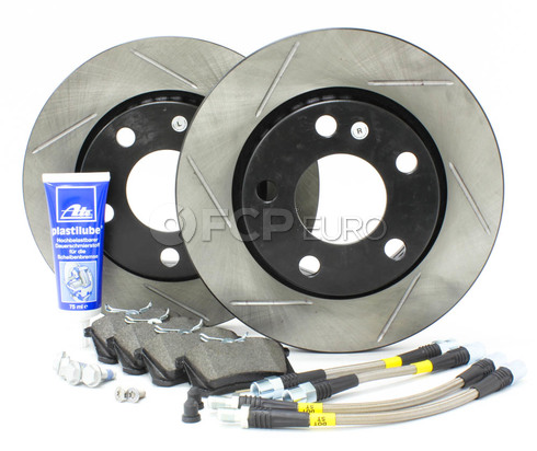 Audi Performance Brake Kit Rear (B5 S4) - Stop Tech/Pagid B5S4REARBRK3