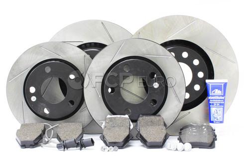 Audi VW Brake Kit - Stop Tech/Pagid B5S4BRAKEFR3