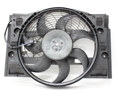 BMW Auxiliary Fan Assembly (E46 M3) - Genuine BMW 64546988914