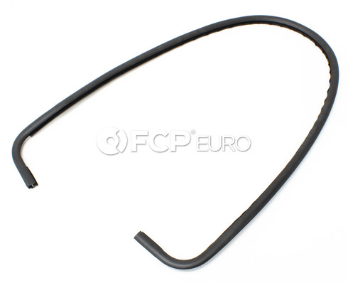 BMW Windshield Seal (E38) - Genuine BMW 51318207865