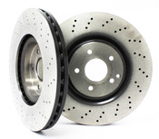 Mercedes Brake Kit Front  - Zimmermann W203AMGFBK1