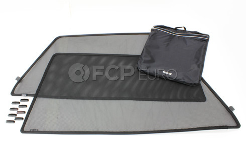 BMW Passenger Sunshade Rear - Genuine BMW 51460416674