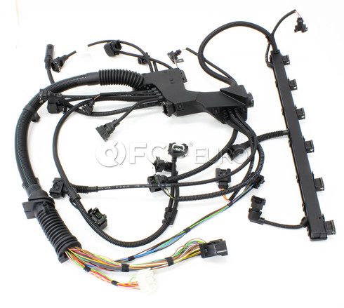 bmw engine wiring harness engine module e46 genuine bmw 12517513554 fcp euro. Black Bedroom Furniture Sets. Home Design Ideas