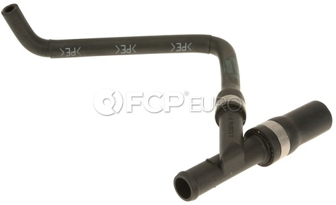 Mercedes Heater Hose (300E E320) - Genuine Mercedes 1248305415
