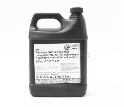Audi VW Auto Trans Fluid (1 Liter) - Genuine VW Audi G055025A2