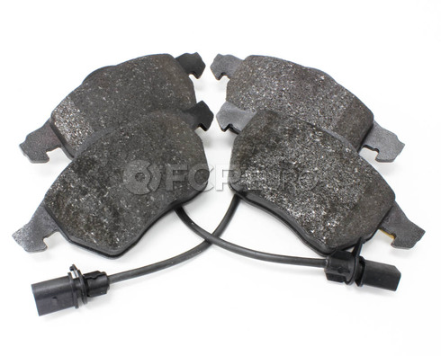 Audi VW Brake Pad Set - Genuine VW Audi 4B0698151AF