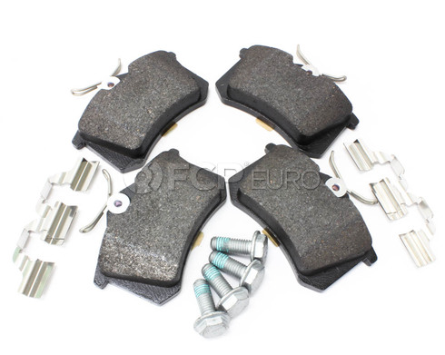 Audi VW Brake Pad Set (TT Beetle Golf Jetta Passat) - Genuine VW Audi 1H0698451F