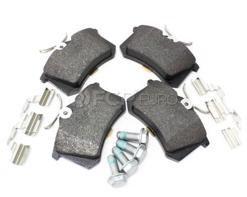 Audi VW Brake Pad Set - Genuine Audi VW 1H0698451F