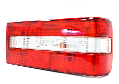 Volvo Tail Light Assembly Right Red/Clear (740 Sedans) - Pro Parts 3518172A