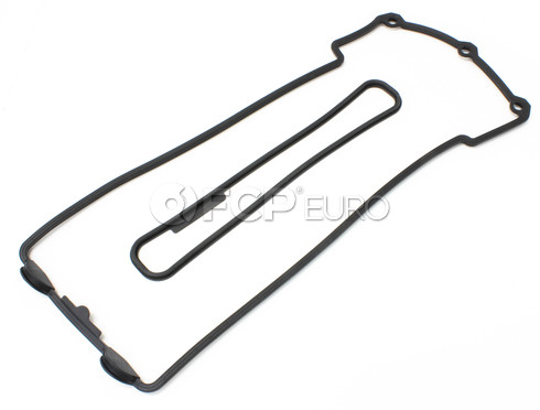 BMW Valve Cover Gasket Set Left - Elring 11129069872
